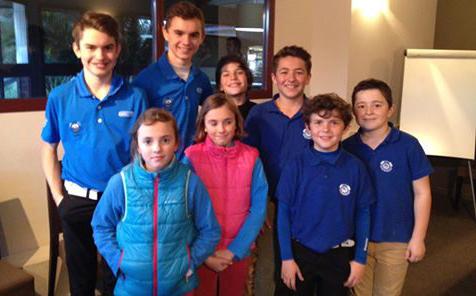 Ecole golf Div1