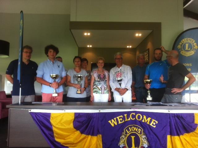 compétition Lions Club