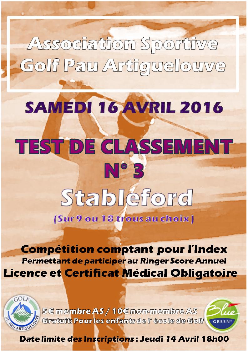 Test Clas. 3