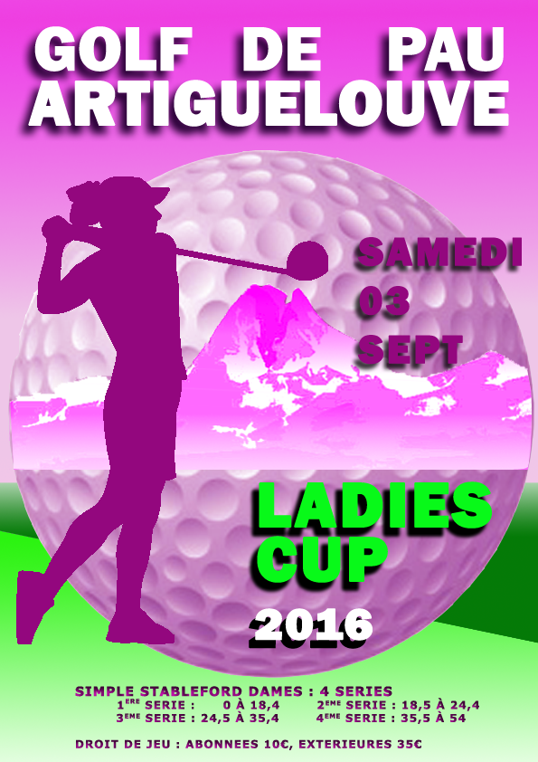 LADIES CUP 2016 Format A4